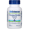 Life Extension, 7-Keto DHEA, Metabolite, 25 mg, 100 Capsules