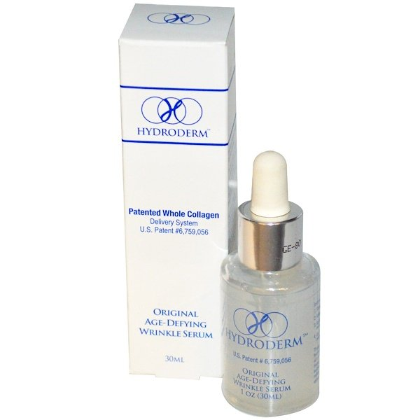 Life Extension, Hydroderm, Original Age-Defying Wrinkle Serum, 30 ml (Discontinued Item)
