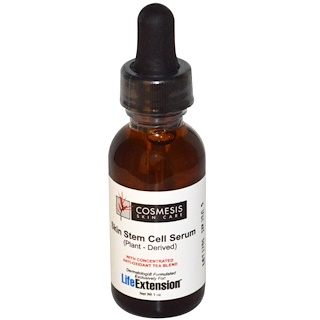 Life Extension, Cosmesis Skin Care, Skin Stem Cell Serum, 1 oz