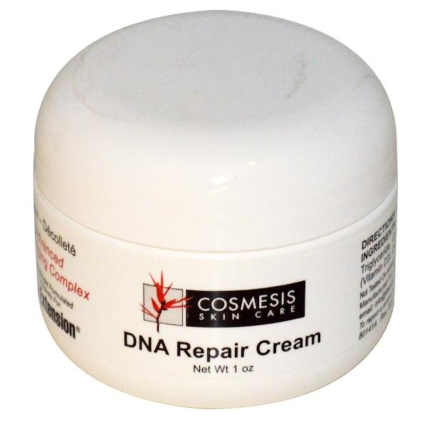 Life Extension, 코스메시스 스킨케어, DNA 리페어 크림, 1 온스 (Discontinued Item)