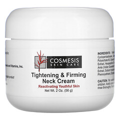 Life Extension, Cosmesis Skin Care,緊雅頸霜,2 盎司(56 克)
