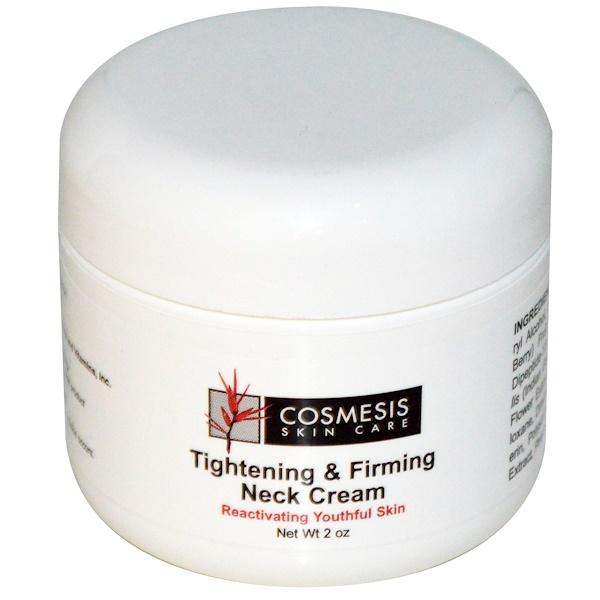 Life Extension, Cosmesis Skin Care, Tightening & Firming Neck Cream, 2 oz
