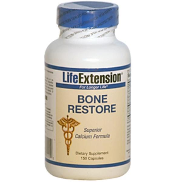 Life Extension, Bone Restore, 150 Capsules (Discontinued Item)