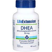 ДЭА (дегидроэпиандростерон ) 50 мг, 60 капсул - фото