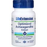 Отзывы о Life Extension, Оптимизированный экстракт ашвагандхи, 60вегетарианских капсул