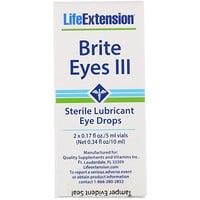 Brite Eyes III,  2 пузырька (5 мл каждый) - фото