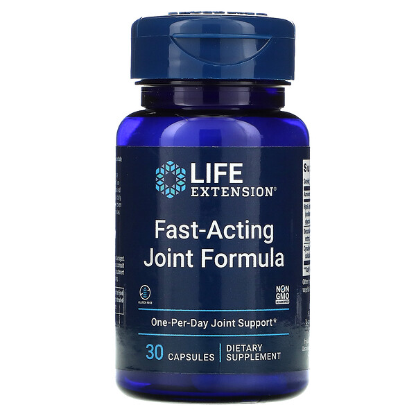 Fast-Acting Joint Formula, 30 Capsules