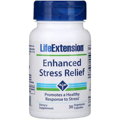 Купить Улучшенное средство против стресса, 30 вегетарианских капсул