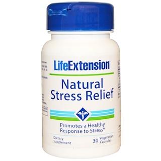 Life Extension, Life Extension, Alivio Natural del Estrés, 30 Cápsulas Vegetarianas
