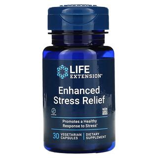 Life Extension, эффективное снятие стресса, 30вегетарианских капсул