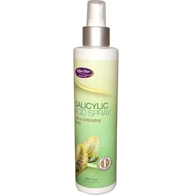 Спрей с салициловой кислотой, 8 жидких унций (237 мл) шампунь с салициловой кислотой
