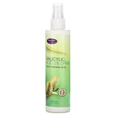 Купить Life-flo Спрей с салициловой кислотой, 8 жидких унций (237 мл)