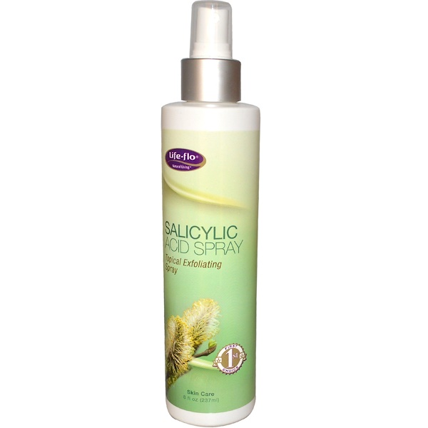 Life-flo, Salicylic Acid Spray, 8 fl oz (237 ml)