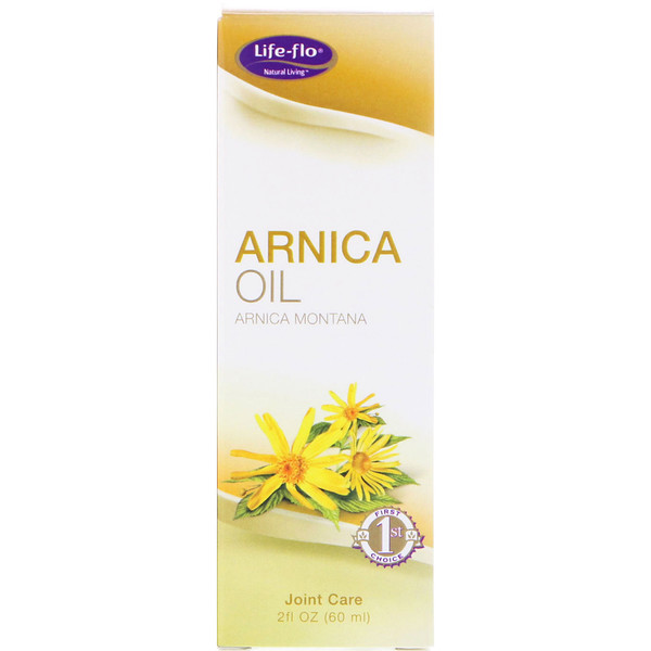 Life-flo, Arnica Oil, Joint Care, 2 fl oz (60 ml)