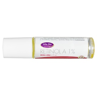 Life-flo, Retinol A 1% Roll On, 7 ml