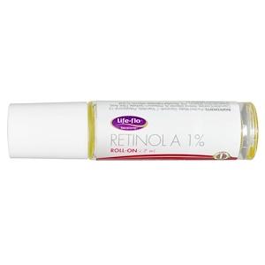 Лайф Фло Хэлс, Retinol A 1% Roll On, 7 ml отзывы покупателей