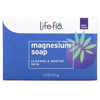 Life-flo, Magnesium Bar Soap, 4.3 oz (121 g)