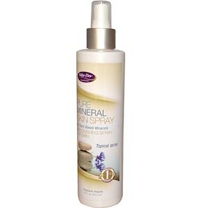 Лайф Фло Хэлс, Pure Mineral Skin Spray, 8 fl oz (237 ml) отзывы покупателей