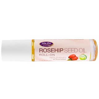 Life Flo Health, Rosehip Seed, Oil Roll-On, 7 ml (0.24 oz )
