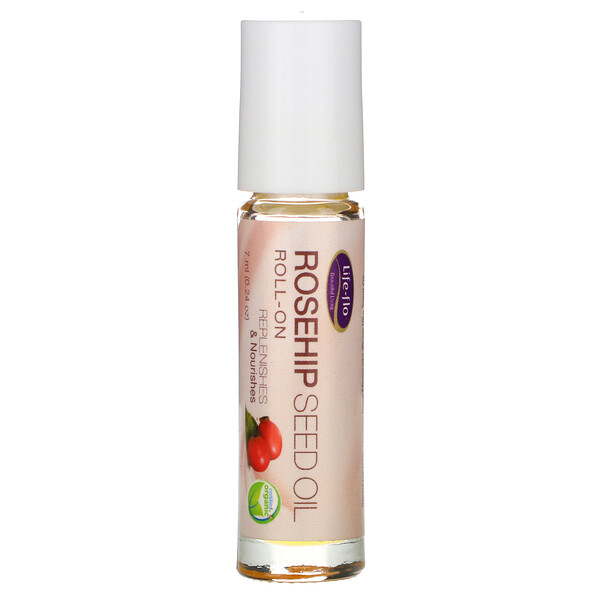 Rosehip Seed, Oil Roll-On, 7 ml (0.24 oz )