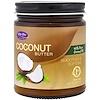 Кокосовое масло, с чистым кокосовым маслом, 9 ж. унц. (266 мл)