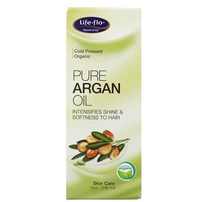 Чистое аргановое масло, 118 мл (4 унции) 2chic термозащита для волос бразильский кератин и аргановое масло 118 мл 4 жидких унции