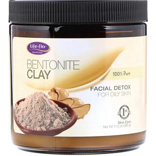 Life-flo, Bentonite Clay, Facial Detox, 11.5 oz (326 g)