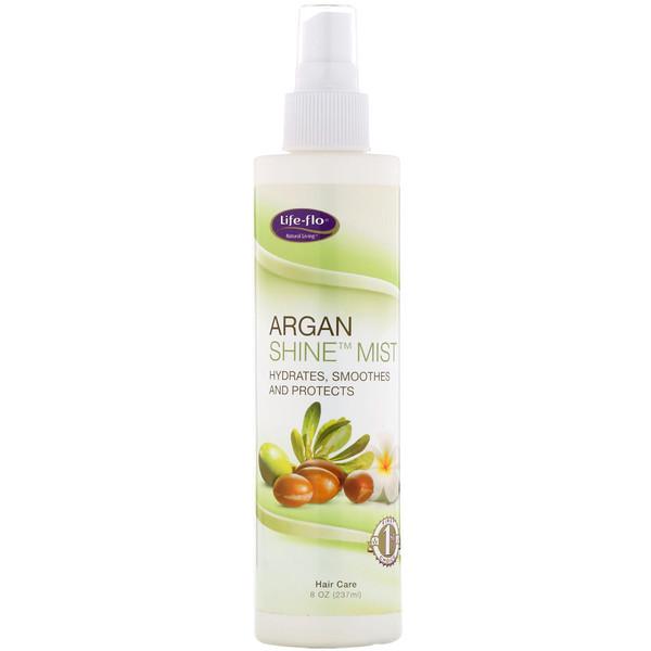 Neblina Argan Shine, fragancia ligera de jazmín y vainilla, 8 oz (237 ml)