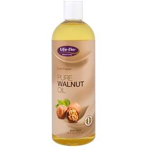 Лайф Фло Хэлс, Pure Walnut Oil, 16 fl oz (473 ml) отзывы