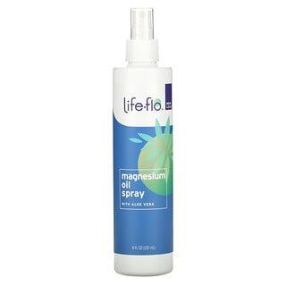 Life-flo, Magnesium Oil Spray with Aloe Vera, 8 fl oz (237 ml)