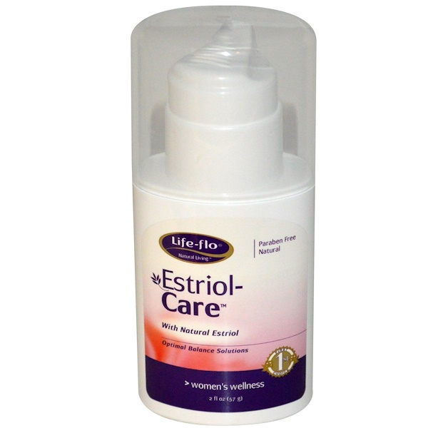 Life-flo, Estriol-Care, 2 fl oz (57 g)