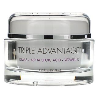 Life-flo, Triple Advantage, Radiant Skin, 1.7 oz (48 g)