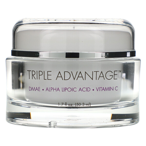 Triple Advantage, Radiant Skin, 1.7 oz (48 g)