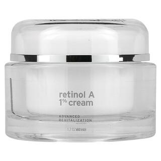 Life-flo, Retinol A 1%, Advanced Revitalization Cream, 1.7 oz (50 ml)