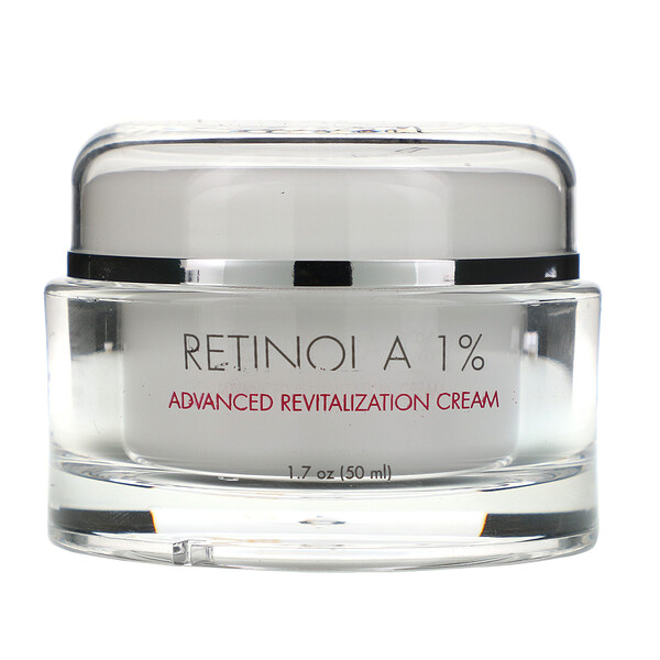Retinol A 1%, Advanced Revitalization Cream, 1.7 oz (50 ml)