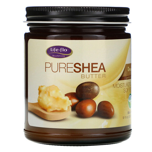 Pure Shea Butter, Skin Care, 9 fl oz (266 ml)