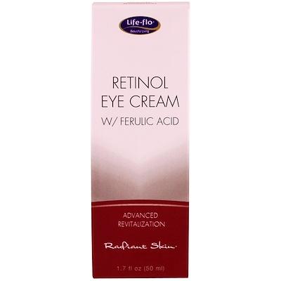 Крем для кожи вокруг глаз с ретинолом и феруловой кислотой, 1.7 ж. унц.(50 мл)