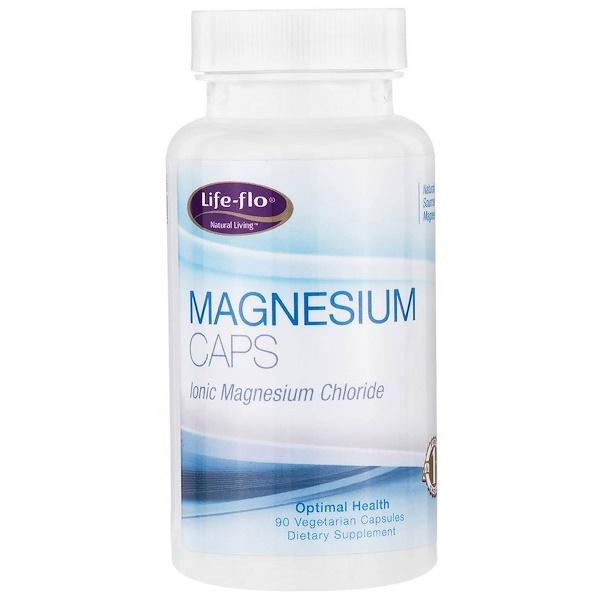 Life-flo, Magnesium Caps, 90 Veggie Caps (Discontinued Item)