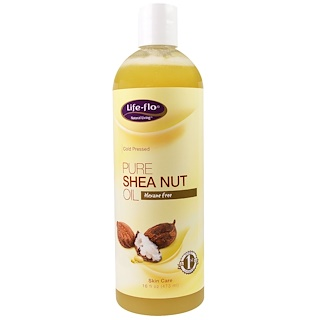 Life-flo, Pure Shea Nut Oil, 16 fl oz (473 ml)