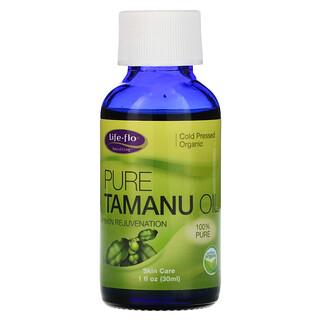 Life-flo, زيت تامانوا النقي (1)، أونصة سائلة (30 غ)