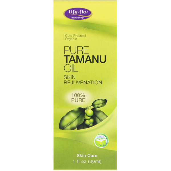 Pure Tamanu Oil, 1 fl oz (30 g)