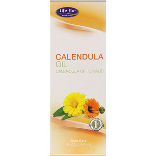 Life-flo, Calendula Oil, 4 fl oz (118.3 ml)