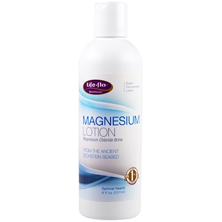 Life Flo Health, Magnesium Lotion, 8 fl oz (237 ml)