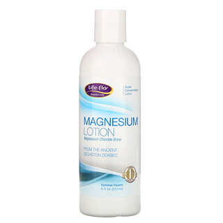 Life-flo, Magnesium Lotion, 8 fl oz (237 ml)