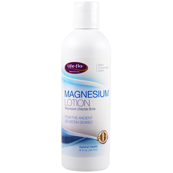 Magnesium Lotion, 8 fl oz (237 ml)