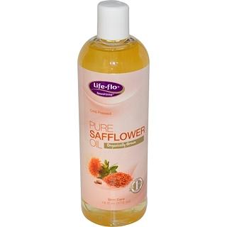 "Life-flo, ""Reines Safloröl, Hautpflege, 16 fl oz (473 ml)"""