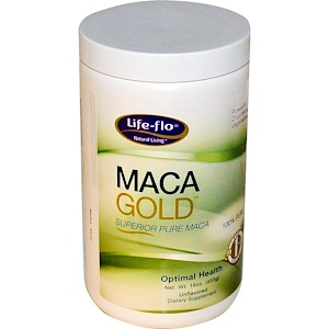 Лайф Фло Хэлс, Maca Gold, Unflavored, 16 oz (453 g) отзывы