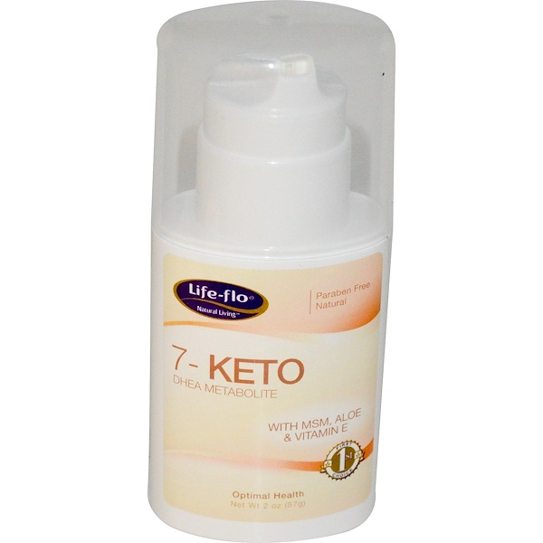 Life-flo, 7-Keto、DHEA メタボライト、 2 オンス (57 g)