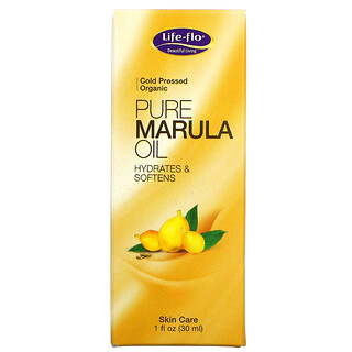 Life-flo, Óleo Puro de Marula, 1 fl oz (30 ml)