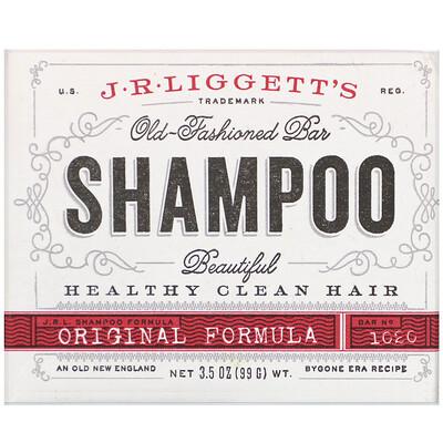 Купить Old Fashioned Shampoo Bar, Original Formula, 3.5 oz (99 g)